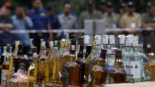Campuran Minuman Energi dan Alkohol Picu Tindak Kekerasan