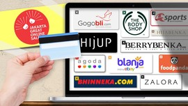 Hujan Diskon di Jakarta Great Online Sale 2016
