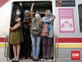 PSBB Berlaku Besok, KRL Dibatasi 60 Penumpang per Gerbong