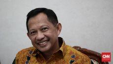 Tito Karnavian, Mendagri yang Pernah Tangkap Tommy Soeharto