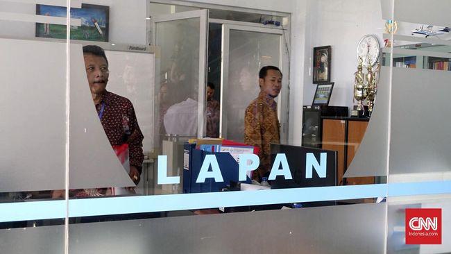 Satelit Lapan A-3 Bisa Tunjukkan Kekayaan Indonesia