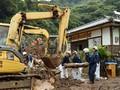 Banjir dan Longsor di Jepang, Enam Orang Tewas