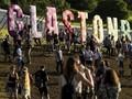 Festival Glastonbury Menyisakan 500 Ribu Karung Sampah