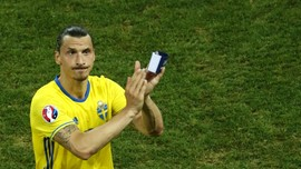Netizen Berdebat Wacana Ibrahimovic Kembali ke Timnas Swedia