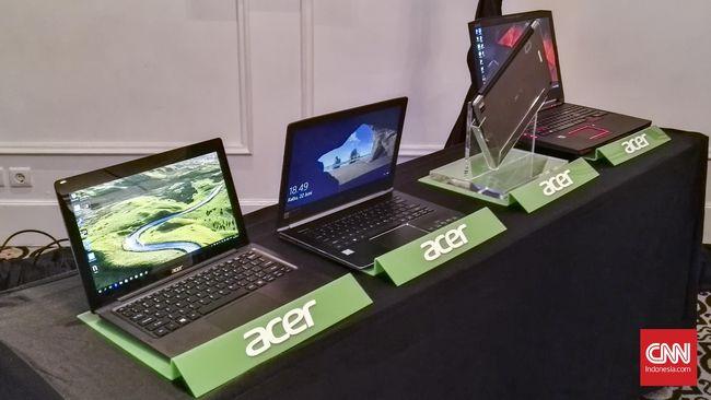 Acer Boyong Sistem <i>Liquid Cooling</i> ke Laptop 2 in 1