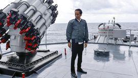 Diplomasi (Megafon) di Natuna: Langkah Kuda Presiden Jokowi