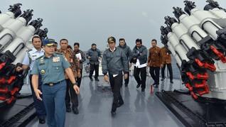 Alam Natuna Berlimpah, Jokowi Prioritaskan Ikan dan Migas