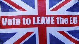 Pendukung Brexit Rayakan Kemenangan