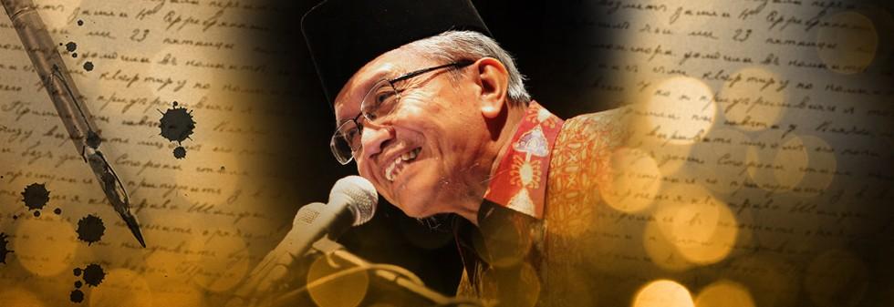 Sajak Hidup Taufiq Ismail