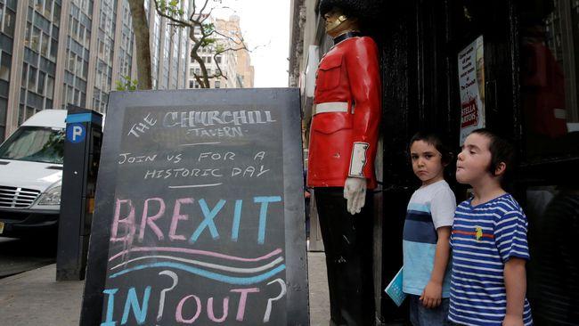 Ilmuwan Ikut Cemas Inggris Keluar dari Uni Eropa