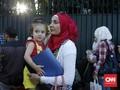 Dari Suriah ke Indonesia Demi Suaka