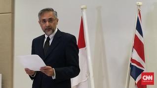 Dubes Inggris Puji Pemberantasan Korupsi di Indonesia