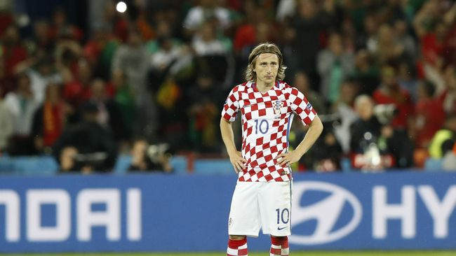Kejaksaan Kroasia Investigasi Kesaksian Palsu Modric