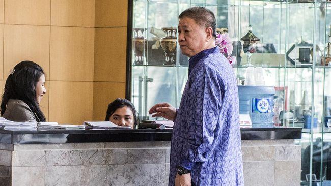 Bos Agung Sedayu Grup Masih Dicegah ke Luar Negeri