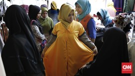 Belanja Pakaian Dongkrak Penjualan Ritel hingga 9,1 Persen