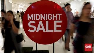 Jadwal Midnight Sale Pekan Ini