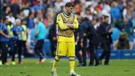 Serangan Jantung, Casillas Dinilai Tak Bisa Jadi Kiper Lagi