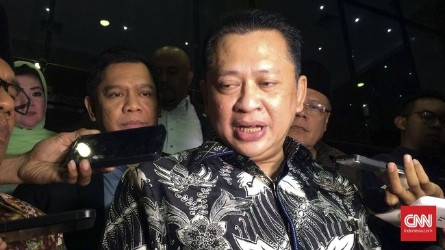 Aktif di Pansus KPK, Bamsoet Tetap Didukung Jadi Ketua DPR