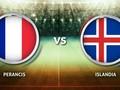 LIVE: Perancis vs Islandia