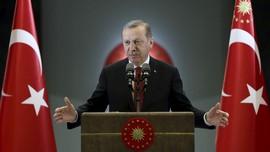Presiden Erdogan Unggul Sementara dalam Pilpres Turki