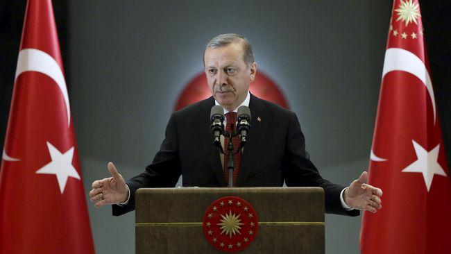 Erdogan Pegang Semua Kartu dalam Misteri Kasus Khashoggi