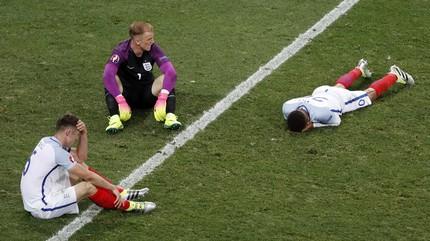Dua Pemain Inggris Ungkapkan Kekecewaan Gagal ke Piala Dunia