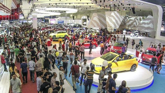 GIIAS Surabaya Auto Show 2016 Resmi Dibuka Hari Ini