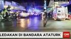 Dua Ledakan Terjadi Di Bandara Turki