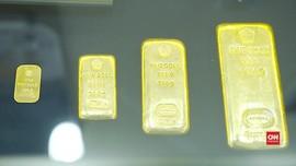 Sentimen Eropa dan Ambil Untung Redupkan Kilau Harga Emas