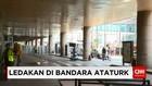 Ledakan Bom Di Bandara Ataturk