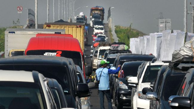 DPR Mencatat Kemacetan 'Brexit' Jadi Kemacetan Paling Parah