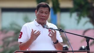 Mahkamah Internasional Selidiki Perang Narkoba Duterte