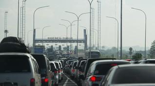 Pemudik Bisa Pantau Kepadatan Jalan Tol Lewat Aplikasi i-Toll
