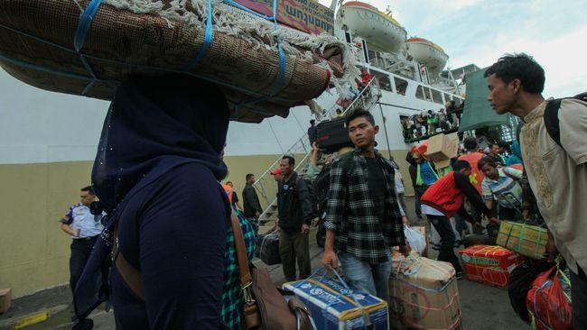 Kemenhub Siapkan Puluhan Kapal untuk Mudik Gratis Tahun Ini