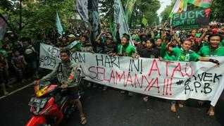 Bonek Marah Persebaya Ditolak PSSI, Surabaya Membara