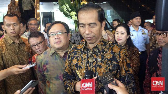 Tahun Ini Jokowi Rayakan Lebaran di Padang