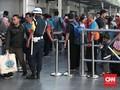 31.272 Penumpang Tiba di Stasiun Pasar Senen