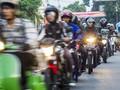 Sepeda Motor Bakal Disetop Akses ke Kawasan Bundaran Senayan