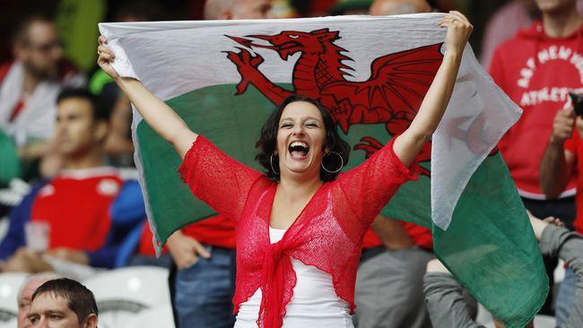 Kelompok Nasionalis Wales Desak Kemerdekaan dari Inggris