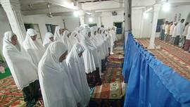 Jemaah Naqsabandiyah Sumut Tetapkan Idul Fitri Besok