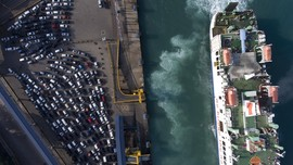 Gelombang Tinggi, Penyeberangan Laut Kupang Ditutup Sementara
