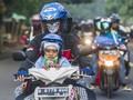 Ramai, Pemudik Beroda Dua Pilih Lebak Jadi Jalur Alternatif