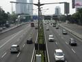 Kerja dari Rumah Redam Kemacetan Jakarta hingga 20 Persen