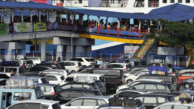 Penyeberangan Feri Bakal Naik, ASDP Jual Tiket di Rest Area