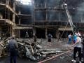 Tiga Bom ISIS dalam Semalam, 35 Orang Tewas di Baghdad