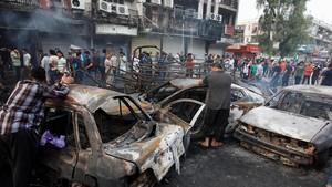 5 Orang Tewas dalam Ledakan Bunuh Diri di Baghdad