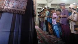 Jemaah Naqsabandiyah Mulai Puasa Ramadan Hari Ini