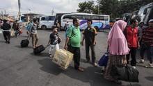 DKI Setop Layanan Bus Keluar Jakarta Demi Cegah Corona