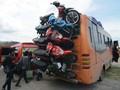 H-2 Lebaran, Situasi Terminal Kampung Rambutan Normal Kembali