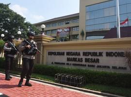Polri: Laporkan Oknum Polisi Peminta Proyek ke 081384682019